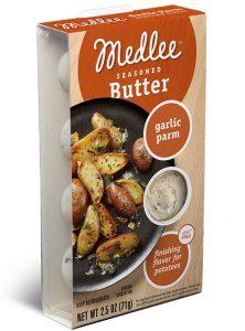 Garlic Parm Seasoned Butter