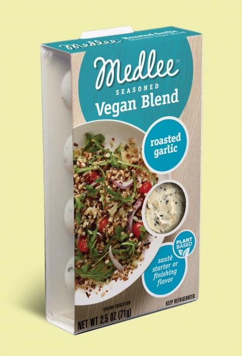 Roasted Garlic Vegan Blend